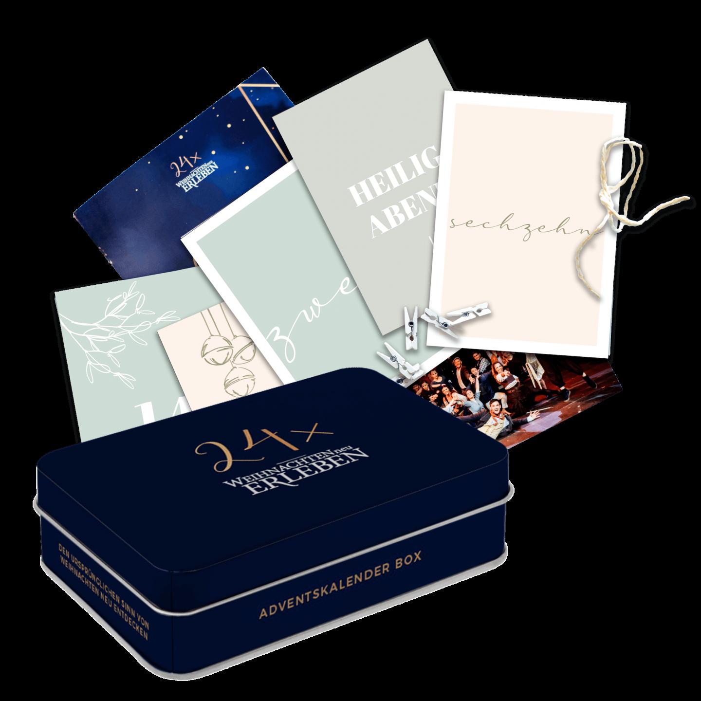 Adventskalender Box